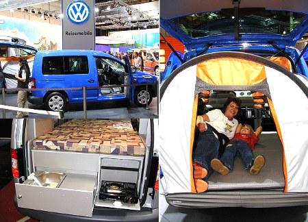 ausbauer entdecken ultrakompaktes basisfahrzeug vw caddy. Black Bedroom Furniture Sets. Home Design Ideas