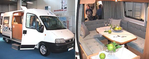 knaus hat wieder ausgebaute kastenwagen im programm camping channel das portal f r camping. Black Bedroom Furniture Sets. Home Design Ideas